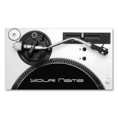 DJ  Business Card                                                                                                                                                                                 More