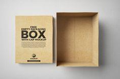 23 Shoe Box Mockup Design Templates (Square & more) - Texty Cafe Box Mockup, Mockup Templates, Box Packaging, Packaging Design, Candy Packaging, Web Design, Free Boxes, Bottle Mockup, Le Web