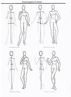 How to Sketch Fashion Design | Fashion Design Simplified Method AB