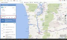Ahora en Bing Maps Preview: Sugerencias por rutas, tarjetas múltiples, búsquedas inteligentes y más