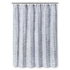 $21 Threshold™ Shower Curtain - SeerSucker White : Target