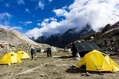 Every adventurer looks for a magical camping site with natural beauty and some glory attached.  And this #Camping site during Vasuki Tal trek is right at the base of Mount Shivling.  Isn't it beautiful and glorious?  #vasukital #uttrakhand #Mountains #adventure #adventureanywhere #backpack #backpacking #trekking #hike #mondaymotivation #summit #lake #wilderness #campingadventures #wanderlust #offbeatravel #globetrekker #livingontheedge #passionpassport #traveldiaries #travelphotography…