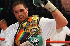 Tyson Fury wants to rid boxing of the Klitschko brothers