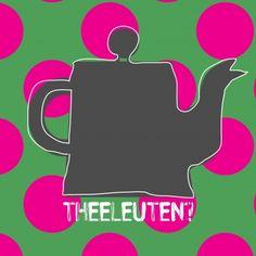 Nodig je vriendin(nen) uit voor een kopje thee...met...http://bit.ly/HSFHwV #Love Jule