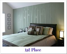 Contest Winners of Paint by Number Wall Murals - Elephants On The Wall