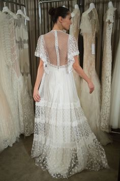 Behind the Scenes at Christos Costarellos 2016 Bridal Collection | New York