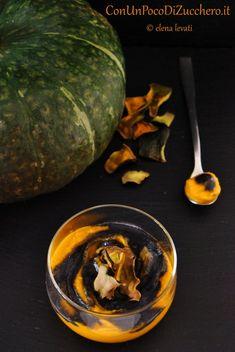 Purè speziato di zucca Cheese Recipes, Sweet Recipes, Watermelon, Food Photography, Fonduta, Fruit, Halloween, Baroque, Eco Friendly
