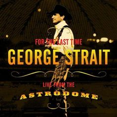 Even if you don't like Country music, you gotta respect this guy. There isn't a song George Strait does that I don't love. Check him out! The song Love Without End Amen is so great. I can't say enough positive things about his music and I'm no country girl.