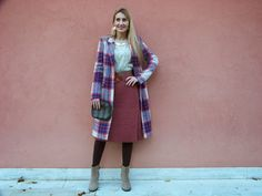 Trench Collection by Sonia Verardo: Vintage Skirt