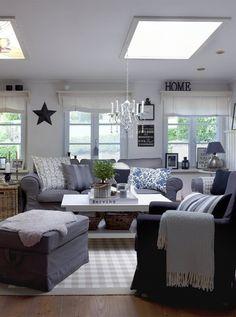 Super Gemtliches Wohnzimmer Im Landhausstil