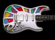 Fender Custom Shop Splatocaster!