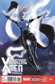 Amazing X-men Annual # 1 Marvel Now!