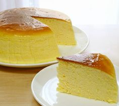 Discover step by step How to Make Moist and Fluffy Soufflé Cheesecake in your home. Make yours and serve Moist and Fluffy Soufflé Cheesecake for your family or friends. Souffle Cheesecake Recipe, Cheesecake Recipes, Dessert Recipes, Homemade Desserts, Bamboo Skewers, Cake Mold, Sashimi, Relleno, Cheesecakes