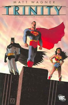 When Batman, Superman, and Wonder Woman reluctantly band together to thwart a madman's plot, they first must overcome their own biases and reconcile their differing philosophies. Teen.