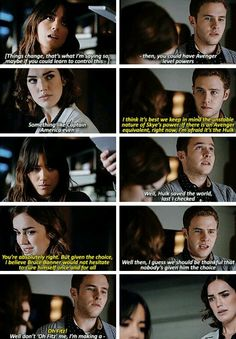 Fitz, Simmons, and Skye tumblr AoS Fitzsimmons