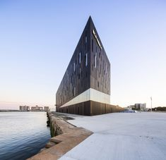 Completed in 2015 in Le Havre, France. Images by Luc Boegly. This urban development is anchored in the relationship between the city and its docks; its morphology, its character and its texture all bring to...