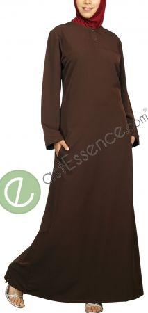 Jilbab w/pocket