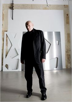 French Architect Jean Nouvel  #Jean #Nouvel Pinned by www.modlar.com