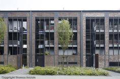 Dinnendahlsche Fabrik in Essen, Ingenieurbau, Architektur, Architektur - baukunst-nrw