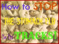 How to Stop the Stomach Flu in its Tracks!