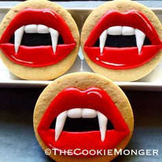 ©TheCookieMonger True Blood/Vampire Cookies Orders: email thecookiemonger@outlook.com