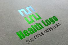 Check out Health Style Logo by BDThemes Ltd on Creative Market