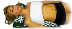 Amazon.com: Complete Back and Neck Pain Relief Acupressure Set- As seen in Health magazine and USA Today $30
