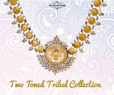 #newcollection Go #tribal with our Two Tone Plated Tribal Collection!   #shopnow https://www.theglocaltrunk.com/collections/two-tone-tribal . . . . . . . #theglocaltrunk #newarrival #fashionjewellery #onlinestore #onlineshopping #tribaljewellery #goldplated #silverplated #costumejewellery #necklaces #rings #noserings #tribevibe #brassjewelry