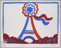 * affiche Villemot années 1960