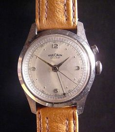 1000 images about vintage vulcain watches on pinterest