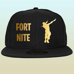 ea98efa6b40 Fortnite Dab Snapback Hat FREE SHIPPING xbox ps4 How To Wash Hats