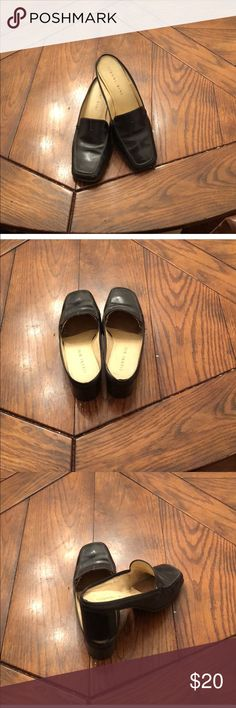 Just In Gianni Bini Mules Black Gianni Bini mules. These would go greater with trousers. Super comfy. Purchase by 4:00 pm CT for same day shipping. Gianni Bini Shoes Mules & Clogs