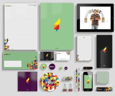 Ideame - Visual Identity by Chris Bernay
