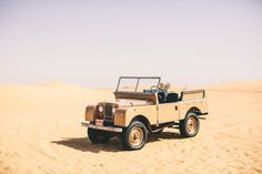 // Land Rover Series II,