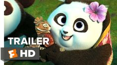 Kung Fu Panda 3 TRAILER 1 (2016) - Jack Black, Angelina Jolie Animated M...