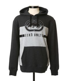 Colour Blocked Pullover Hoody | MARC ECKO