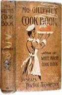 Mrs. Gillette's Cook Book by Mrs. F.L. Gillette