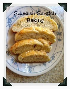 Life is Good - Swedish Scratch Baking from #AtoZChallenge