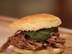 Recetas:Narda Lepes   Sándwich de carne   Utilisima.com