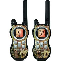 Camp emergency radio - Pin it! :) Follow us :))  zCamping.com is your Camping Product Gallery ;) CLICK IMAGE TWICE for Pricing and Info :) SEE A LARGER SELECTION of camping emergency radios at  http://zcamping.com/category/camping-categories/camping-survival-and-navigation/camping-emergency-radios/ - hunting, camping essentials. camping ,  two way radio - Motorola Talkabout Two Way Radio with 35 Mile Range and 22 Channel – 2 Pack « zCamping.com