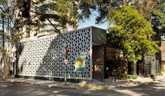 #Manish_Restaurant (2011) in Sao Paulo, Brazil by #ODVO_arquitetura e urbanismo