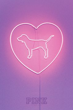 VS Pink - Wallpaper