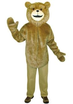 Nothing says muck up day more than a naughty Bear. Ted Costumes are Hot for muckup day this year.