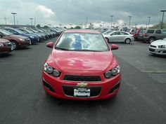 2012 Chevrolet Sonic, Victory Red, 10136871    http://www.phillipschevy.com/2012-Chevrolet-Sonic-Chicago-IL/vd/10136871#