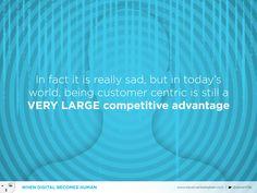 Digital first = Customer first model | CustomerThink