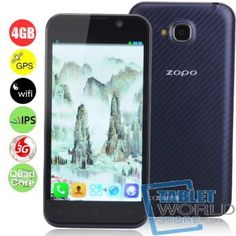 The product is ZOPO ZP700 Cuppy Quad Core 3G Smartphone w/ MTK6582 1.3GHz 4.7 inch IPS Screen 1GB 4GB Dual SIM Bluetooth GPS OTG WiFi. It features MTK6582 Cortex-A7 Quad Cores 1.3GHz CPU, 4.7inch IPS display capacitive touch screen, GPS, OTG. Other functions, such as FM radio, Bluetooth, camera, etc. can satisfy your common needs.