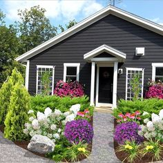 Let our landscape designers inspire you with a computer-generated of your home.