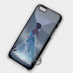 Beautiful Magic Snowdrops Frozen - iPhone 7 6 5 SE Cases & Covers #cartoon #disney #frozen  #phonecase #phonecover #iphonecover #iphonecase #iphone7case #iphone7plus #iphone6case #iphone6plus #iphone6s #iphone6splus #iphoneSE #iphone5case #iphone5c #iphone5s #iphone4case #iphone4s