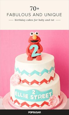 Unique Birthday Cakes For Baby and Toddler | POPSUGAR Moms Photo 1