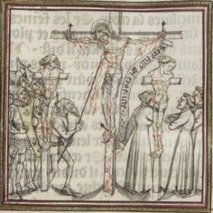 1390-1399, France Miniature object in same mss lots of grisaille similar bellym images